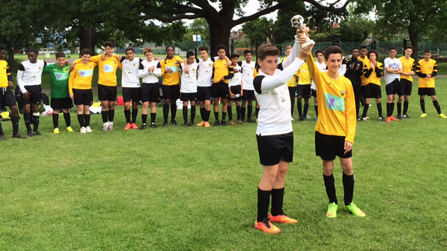 AEK PANY NICOLA MEMORIAL MATCH