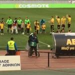 AEK Youth visits AEK Athens